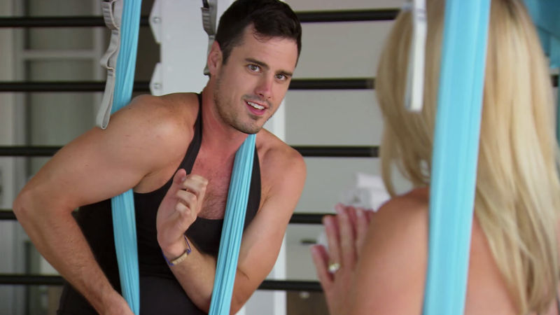 Happily Ever After? - 5 Of The Funniest Moments From Ben And Lauren's Aerial Yoga Date - Thumb