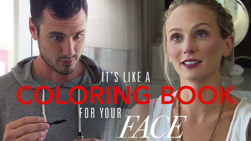 Ben & Lauren: Happily Ever After? - 7 Reasons You Should Never EVER Let Your SO Do Your Make-Up! - Thumb