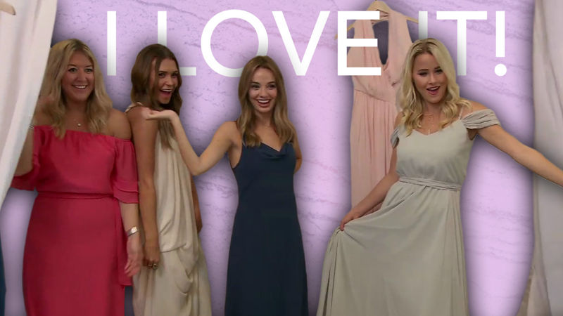 Ben & Lauren: Happily Ever After? -  12 Ways Bridesmaid Shopping Can Be An Emotional Ordeal For All Involved - Thumb