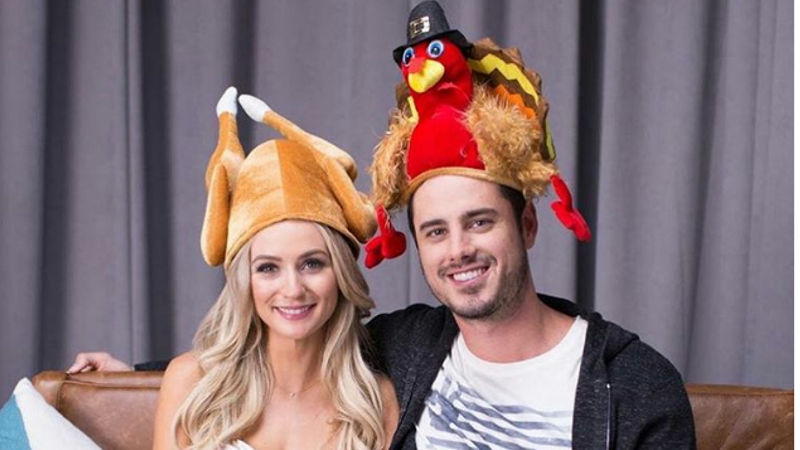 Ben & Lauren: Happily Ever After? - Take A Look At How Ben And Lauren Celebrated Thanksgiving Together!  - Thumb