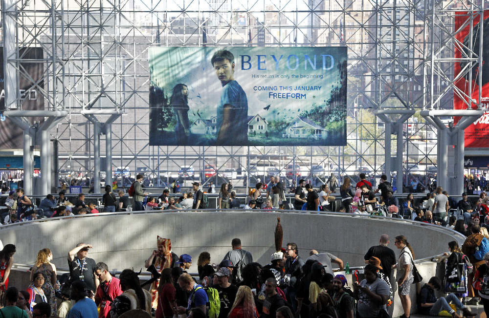 Beyond - Missed Comic Con? Don't Worry, We've Got All The Beyond Highlights Right Here! - 1001