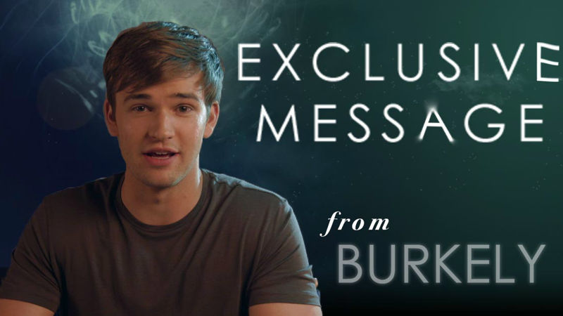 Beyond - Exclusive Message From Burkely Duffield About The January Premiere Of Beyond! - Thumb