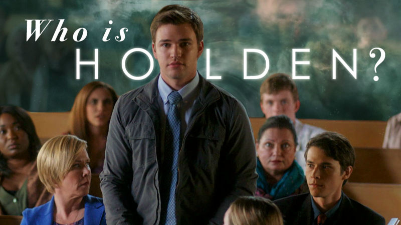 Beyond - Exclusive Video: Burkely Duffield Tells Us All About His Character Holden! - Thumb