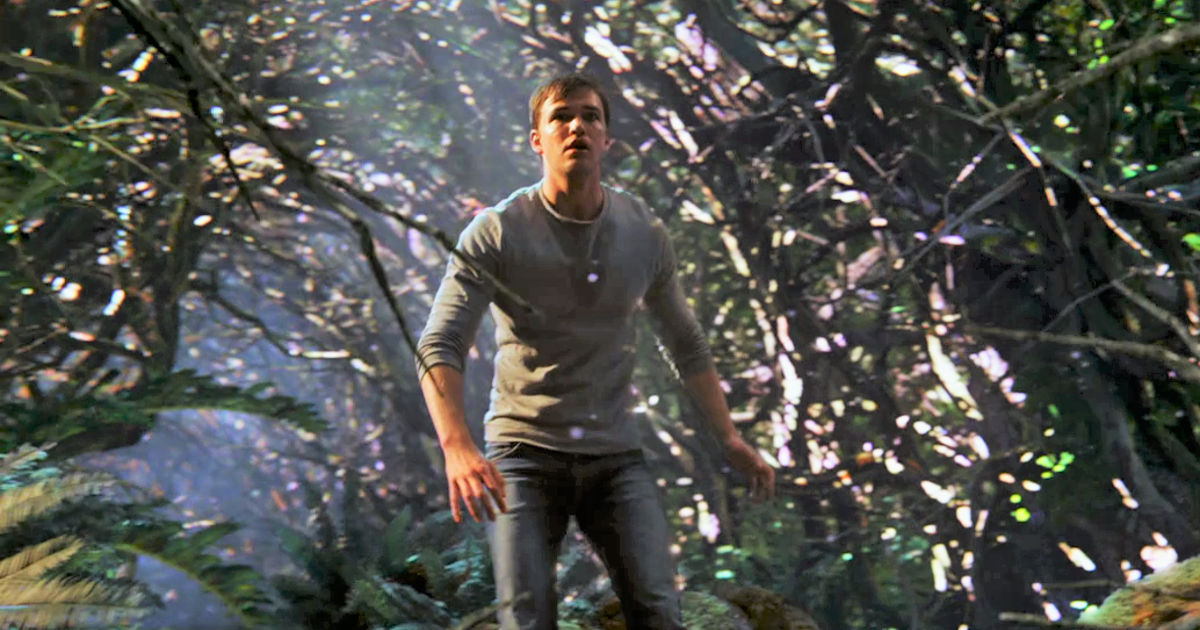 Beyond - Holden Discovers An Amazing Hidden World In This New Trailer! Check It Out Now! - 1003