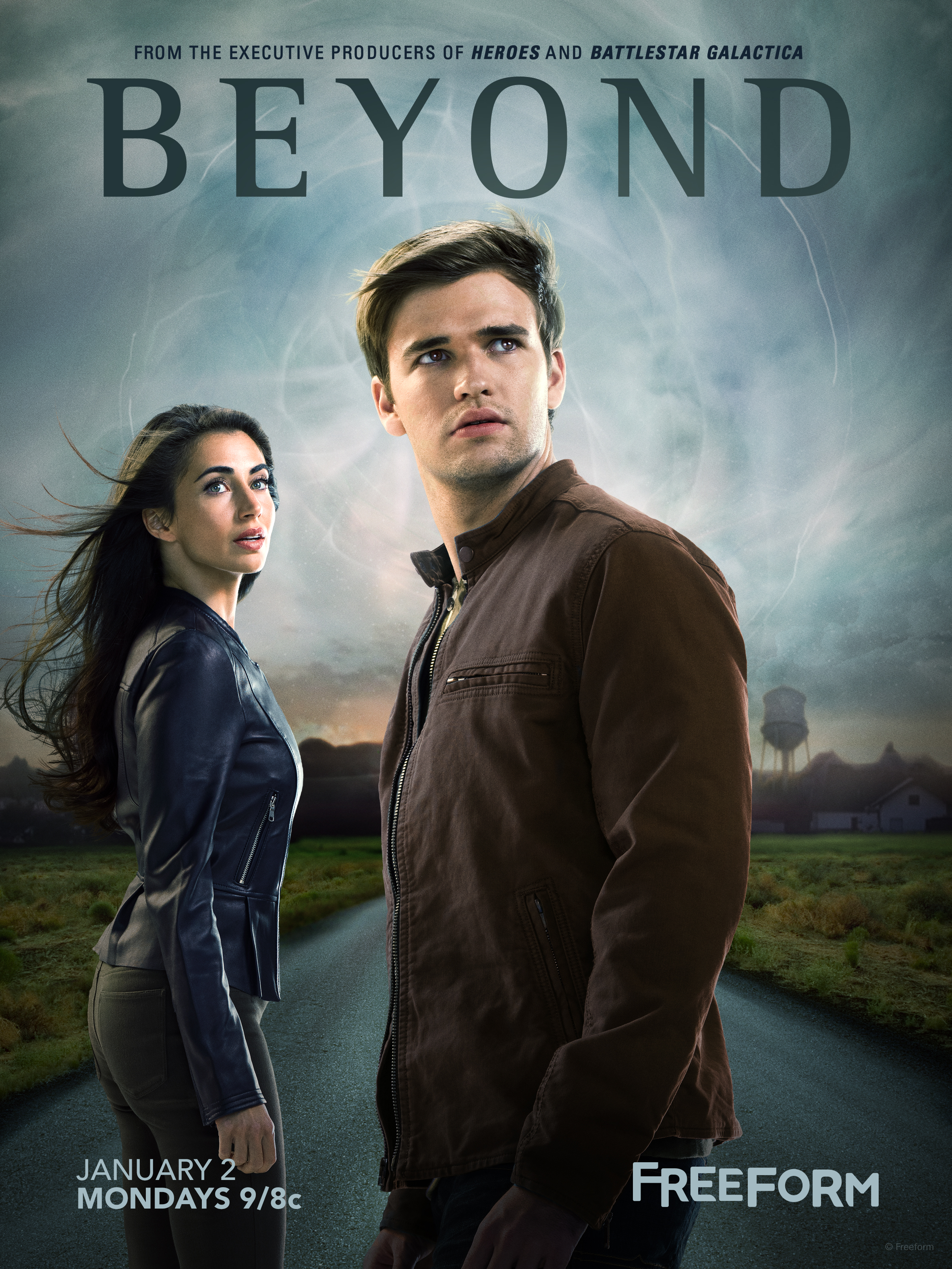 Beyond - Exclusive Update: The Official Poster For Beyond Is Here And We Are Loving It! - 1001