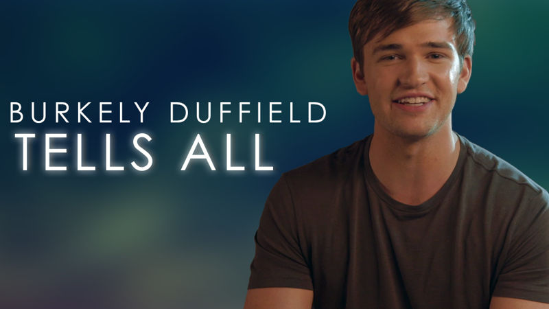 Beyond - Exclusive Video: Burkely Spills The Beans About His Audition For Beyond! - Thumb