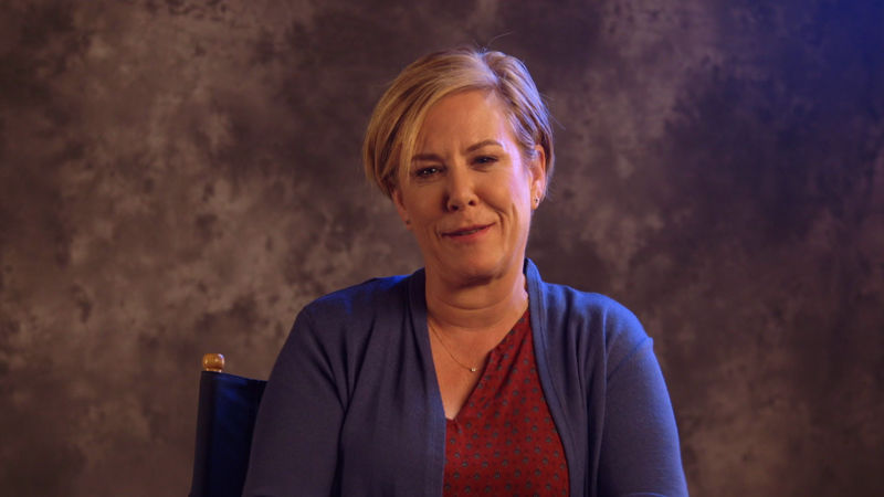 Beyond - Exclusive Video: Romy Rosemont Tells Us All About Her Audition For Beyond! - Thumb