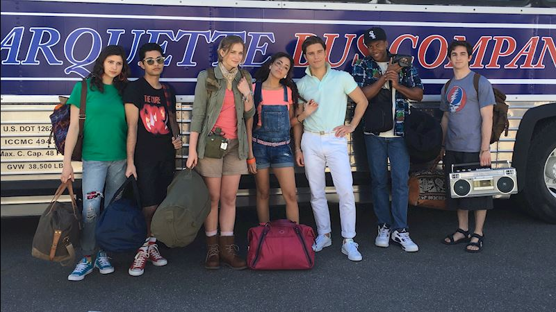 Dead of Summer - Get A First Look At The 80s Fashion From Dead Of Summer - Thumb