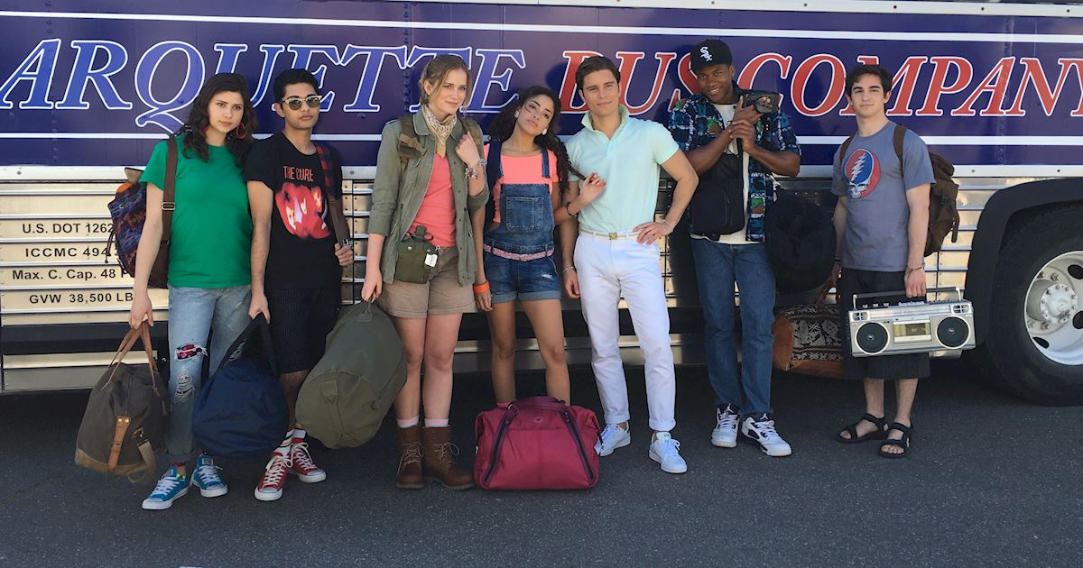 Dead of Summer - Get A First Look At The 80s Fashion From Dead Of Summer - 1001