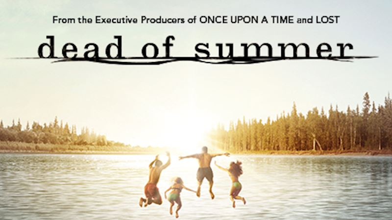 Dead of Summer - It's Finally Here! The Second Dead Of Summer Poster To Send Chills Down Your Spine. - Thumb