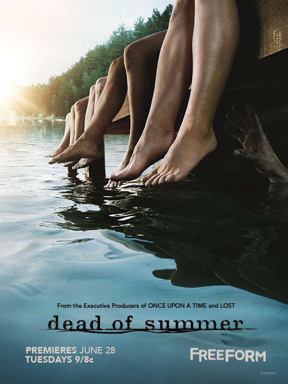 Dead of Summer - Check Out The Latest Dead Of Summer Poster! - 1001