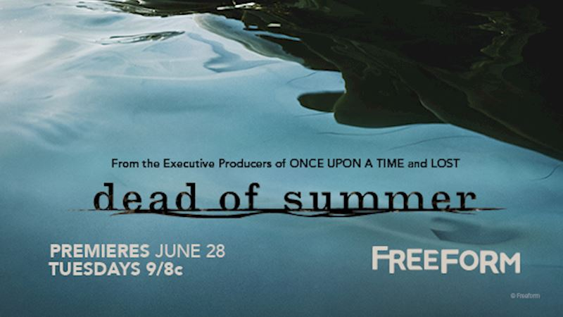 Dead of Summer - Check Out The Latest Dead Of Summer Poster! - Thumb