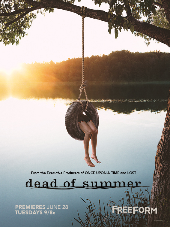 Dead of Summer - The Last Dead of Summer Poster Is Finally Here! - 1001