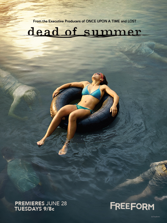 Dead of Summer - The Third Dead Of Summer Poster Is Out! - 1001