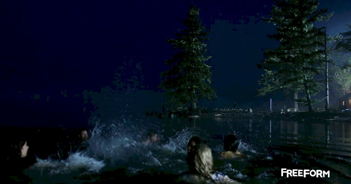 Dead of Summer - 5 Absolutely Terrifying Moments From The Brand New Promo! - 1007