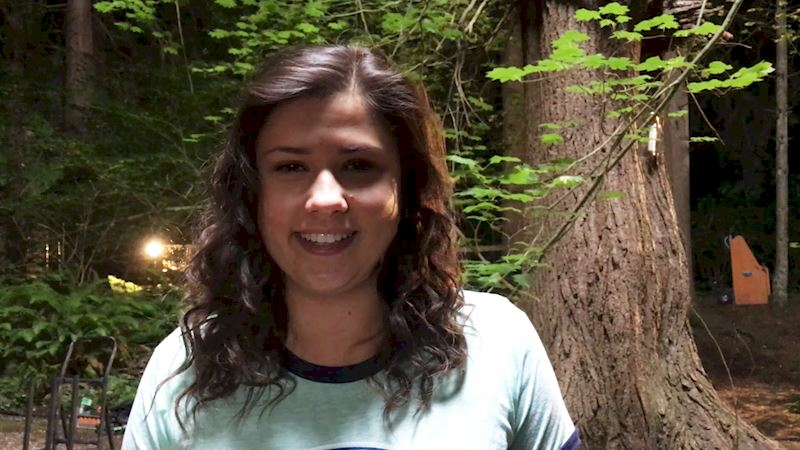 Dead of Summer - Amber Coney Dishes Set Secrets In This Never-Before-Seen Video! - Thumb