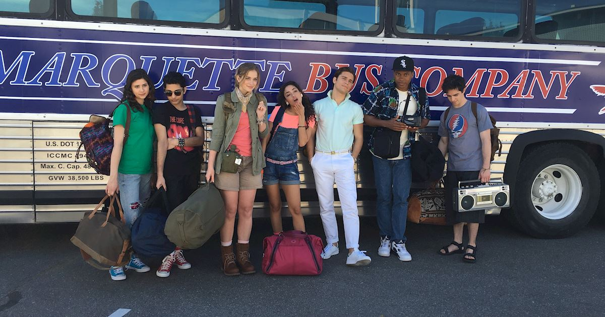 Dead of Summer - 8 Tips On Surviving Your First Day At Summer Camp From The Dead Of Summer Cast! - 1001