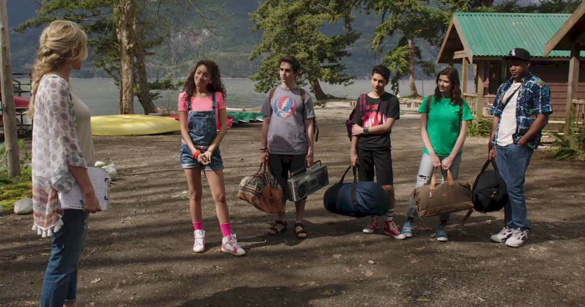 Dead of Summer - 18 Things We Learned From The Incredible Dead Of Summer Premiere!  - 1004