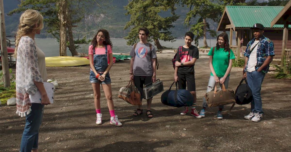 Dead of Summer - 8 Tips On Surviving Your First Day At Summer Camp From The Dead Of Summer Cast! - 1002