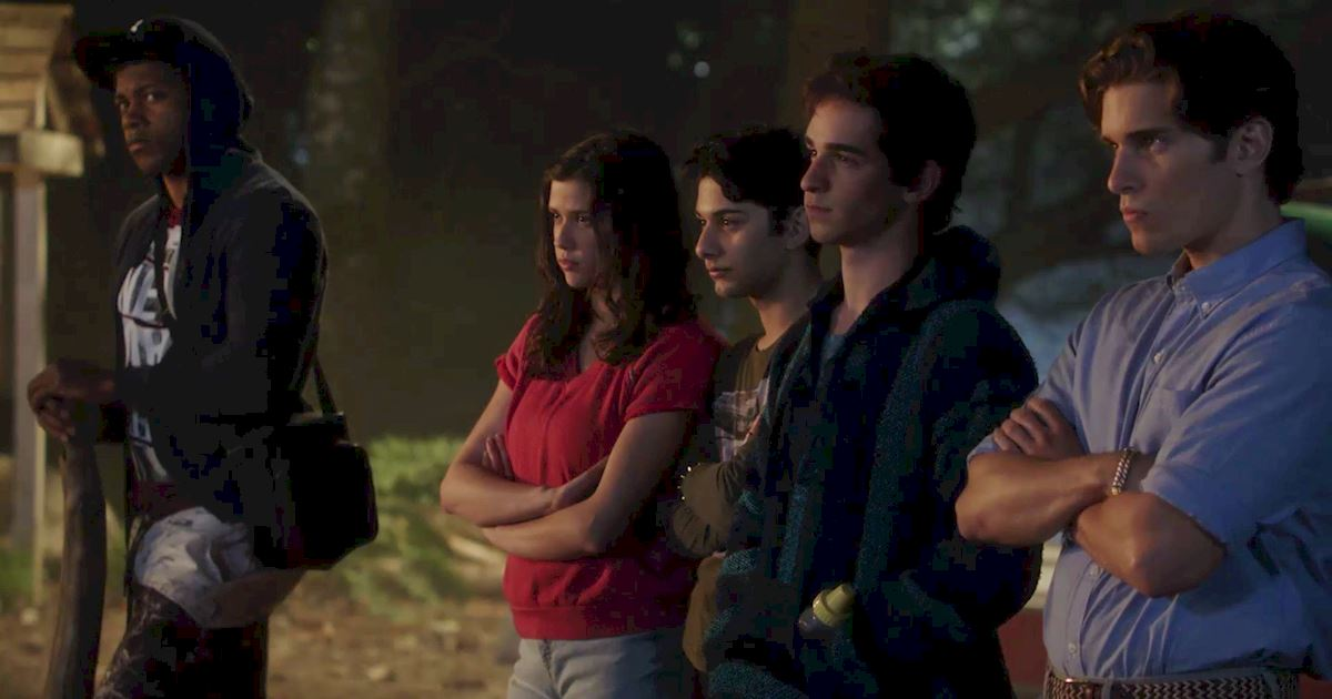Dead of Summer - Dead of Summer Episode 1 Official Recap: Patience - 1005