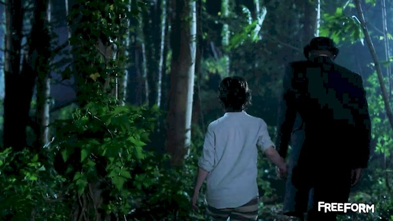 Dead of Summer - Watch Dead Of Summer Episode 2 Right Now! Who's That Man Lurking In The Woods...? - Thumb