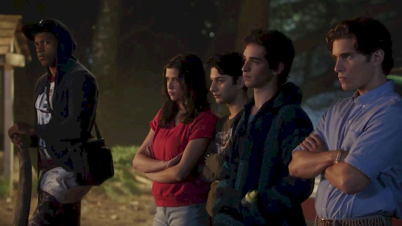Dead of Summer - How Closely Did You Watch The Dead Of Summer Premiere? - Thumb