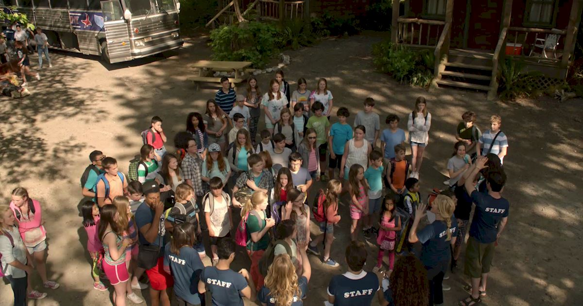 Dead of Summer - Dead Of Summer Episode 2 Official Recap: Barney Rubble Eyes - 1002