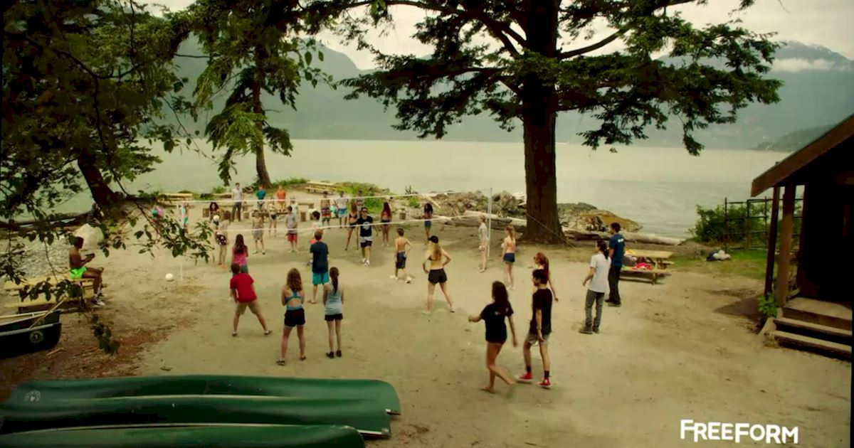 Dead of Summer - This Season On Dead of Summer There Is Something Lurking Beneath The Surface! - 1002