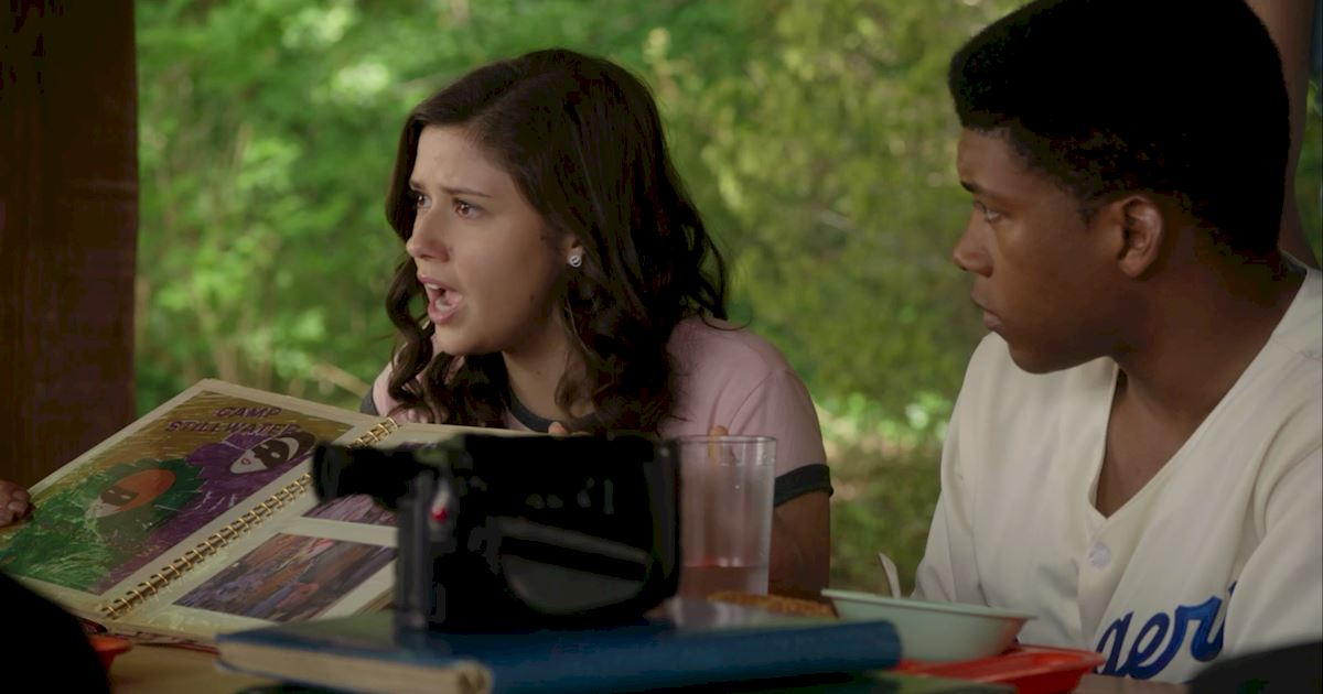 Dead of Summer - 14 Completely Shocking Things We Learned In Episode 4 Of Dead Of Summer! - 1006