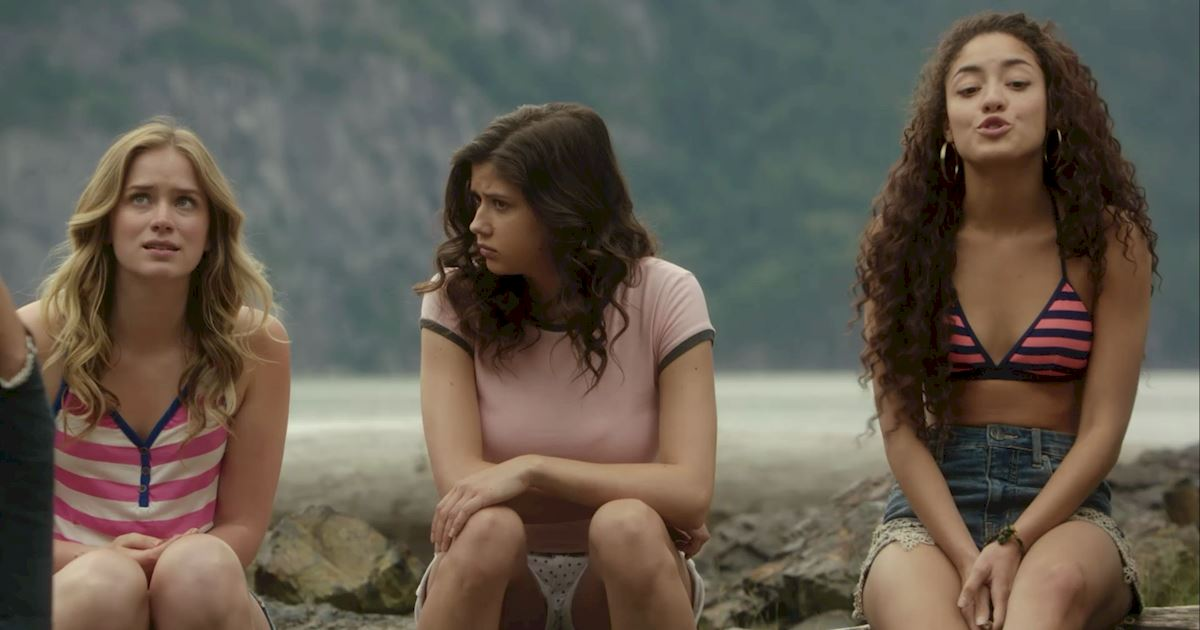 Dead of Summer - 18 Incredible Moments From Episode 4 That You Might Have Missed! - 1009
