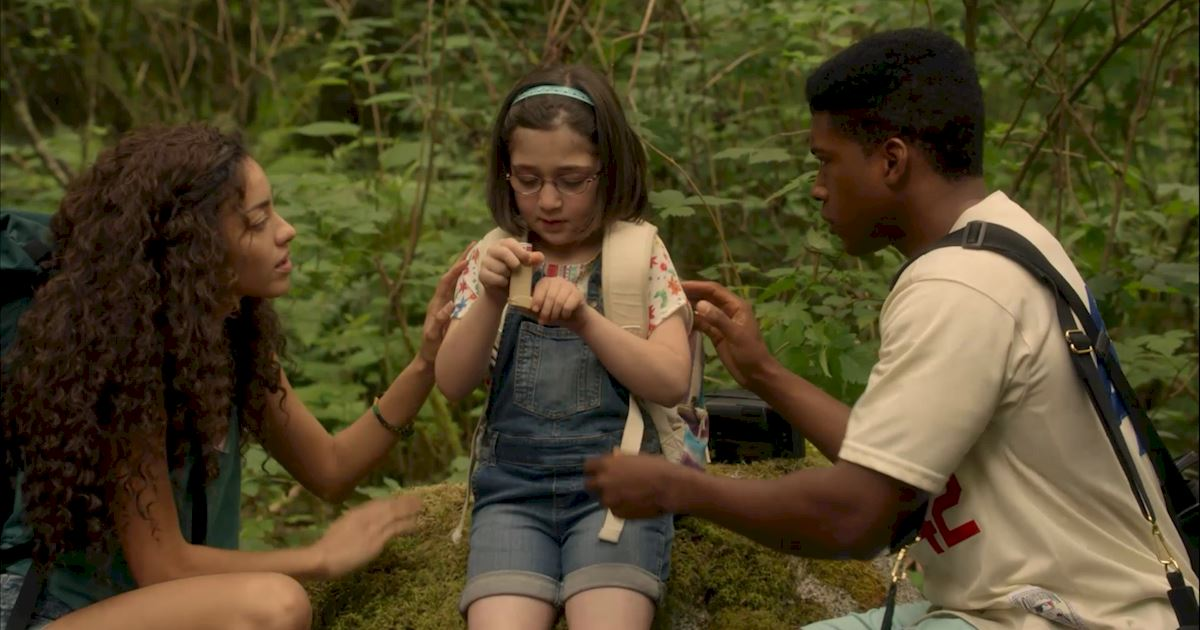 Dead of Summer - 20 Completely Crazy Things We Learned This Week On Dead Of Summer Episode 5! - 1004