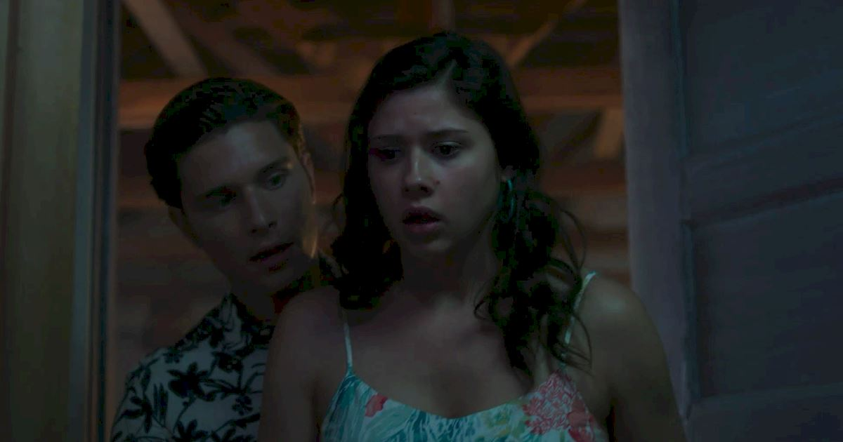 Dead of Summer - Joel Returns From His Big Night With Deb In This Steamy Sneak Peek! - 1002