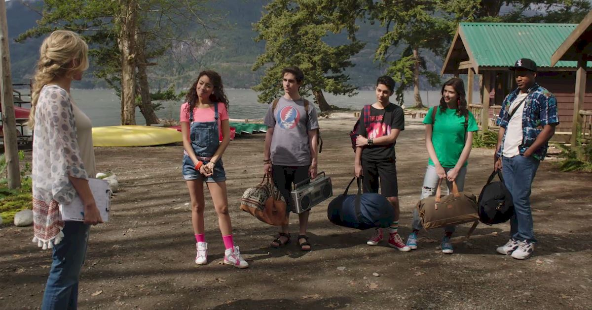 Dead of Summer - Is Deb Losing Control Of Her Campers? Get A Sneak Peek At Tonight's Episode Now! - 1003