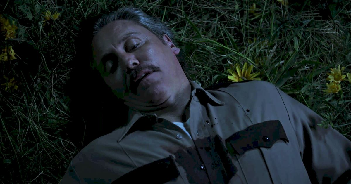 Dead of Summer - 14 Times Sheriff Heelan Had Us Totally Fooled On Dead Of Summer! - 1016