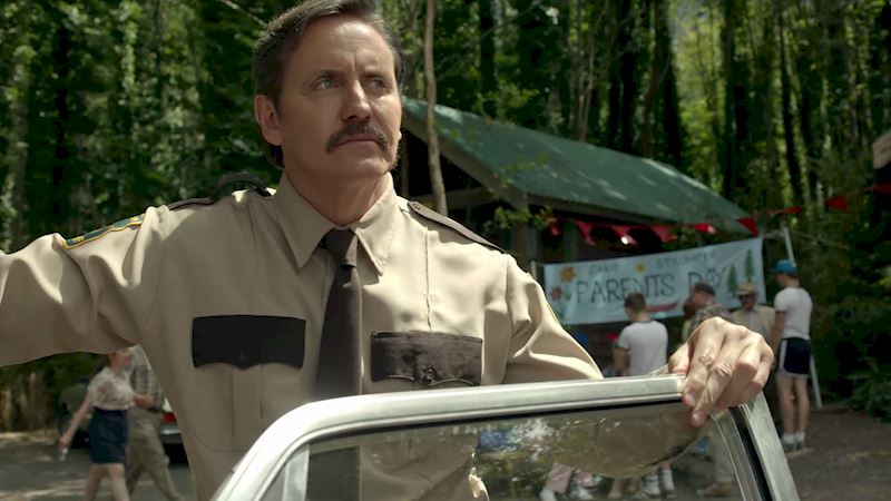 Dead of Summer - 14 Times Sheriff Heelan Had Us Totally Fooled On Dead Of Summer! - Thumb
