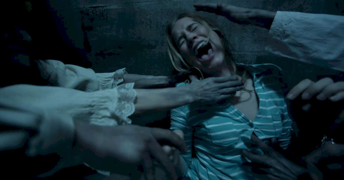 Dead of Summer - 14 Freaky Things That Have Happened To Amy Since She Came To Camp Stillwater! - 1001