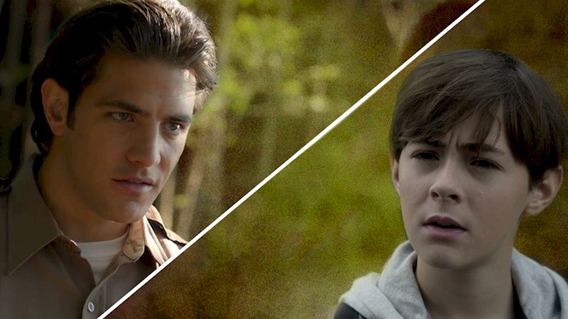 Dead of Summer - The 5 Major Differences Between Young Garrett And Deputy Sykes In Dead Of Summer! - Thumb
