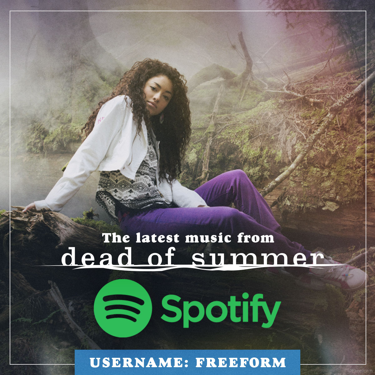 Dead of Summer - Dance Along To Jessie's Official Spotify Playlist Today! - 1005