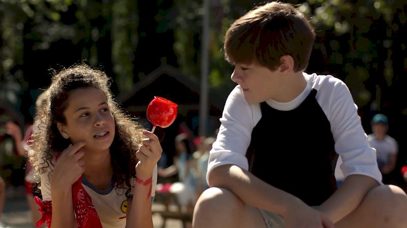Dead of Summer - From Hate To Love: The Romantic Journey Of Townie And Braces! - Thumb