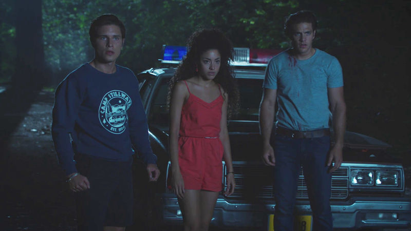 Dead of Summer - Dead Of Summer Episode 10 Official Recap: She Talks To Angels - Thumb
