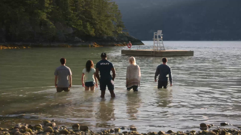 Dead of Summer - 10 Problems We All Have When We're Trying To Round Up Our Friends After A Night Out! - Up Next Thumb