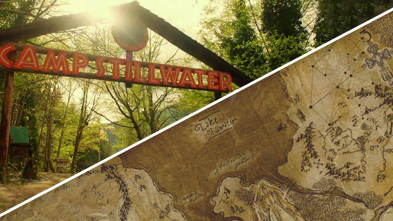 Dead of Summer - Then And Now: How The Counselors Changed During Their Time At Camp Stillwater! - Thumb