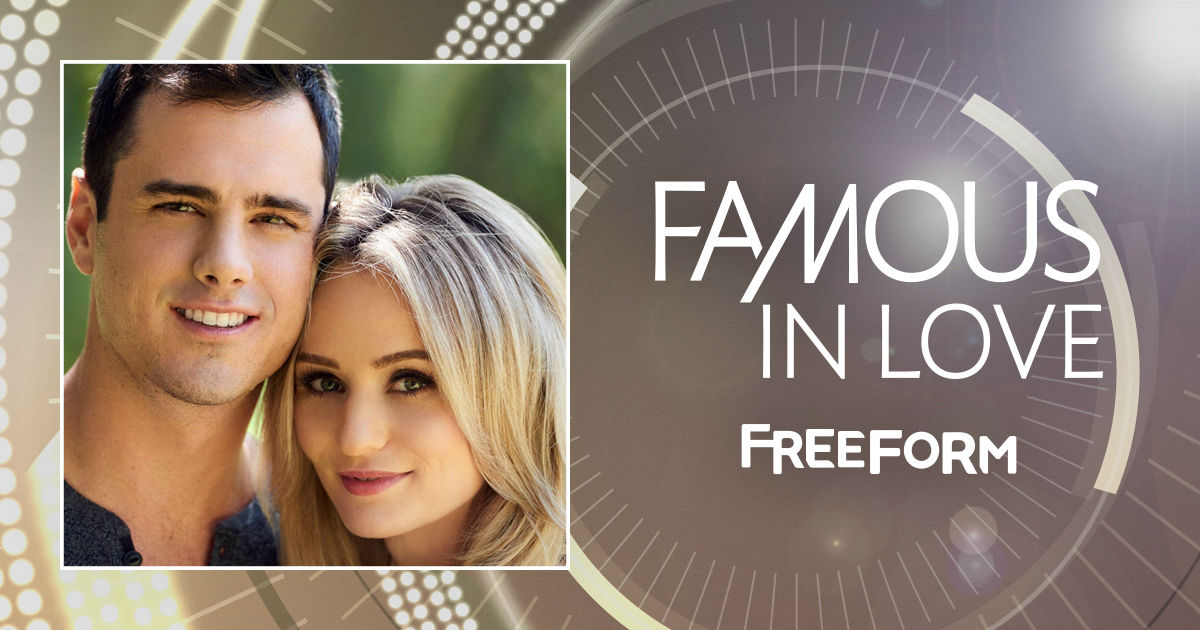 Famous in Love - The Stars of Ben & Lauren: Happily Ever After Will Appear On Famous In Love! - 1004