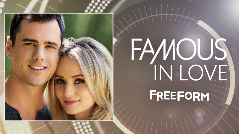 Famous in Love - The Stars of Ben & Lauren: Happily Ever After Will Appear On Famous In Love! - Thumb
