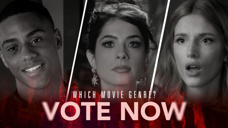 Famous in Love - What Kind Of Movie Would You Star In? Vote Now For Your Favorite Genre! - Thumb