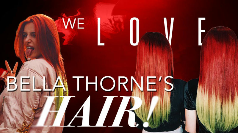 Famous in Love - Famous In Love's Bella Thorne Has A Completely New Look And We Are Freaking Out! - Thumb