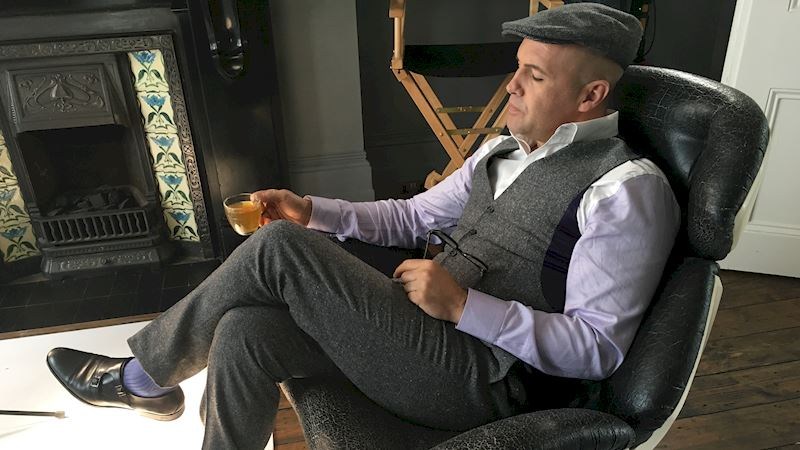 Guilt - Billy Zane Chats Puns, Ice Cream And Being An Incredible Artist - Thumb