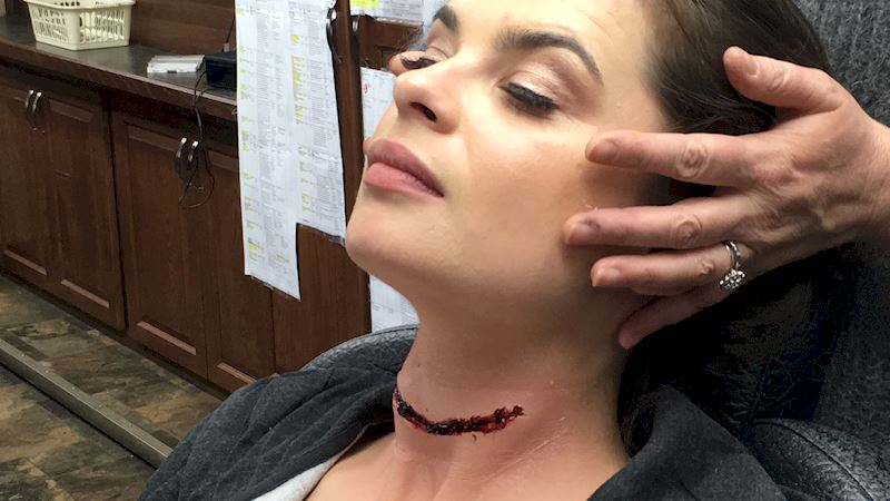 Guilt - Exclusive Behind The Scenes Look At Molly Ryan's Fatal Wounds! - Thumb