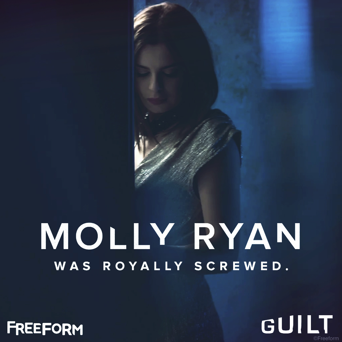 Guilt - Check Out These 3 Facts About Molly Ryan! - 1013