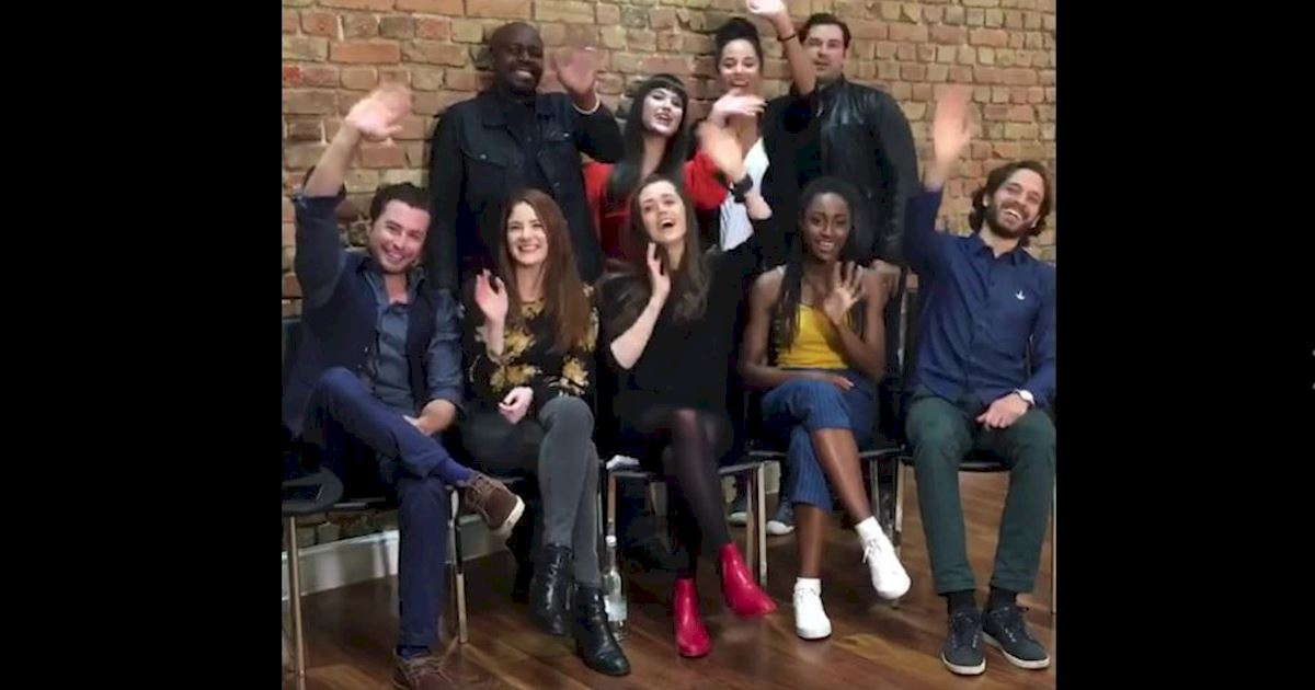 Guilt - The Cast Of Guilt Were Live On Facebook Chat To Answer All Of Your Questions! - 1003